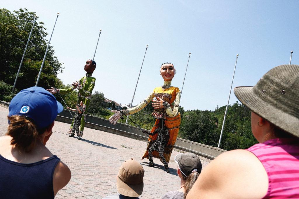 Marionnette - Saguenay