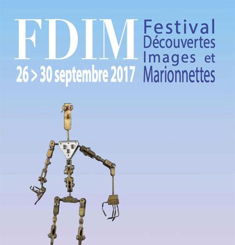 Festival Découvertes Images et Marionnettes – 26 au 30 Septembre – Tournai