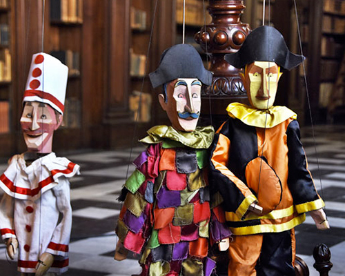 Gent , puppet friendly city | AVIAMA