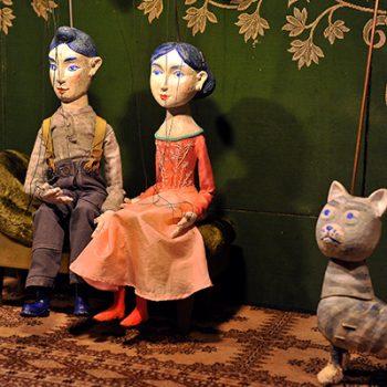 Marionnette - Liberec